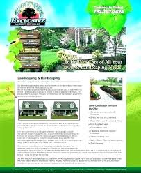 landscaping templates free landscaping templates chaingames co