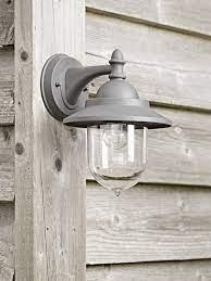 outdoor wall lantern charcoal