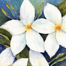 day 30 white flower