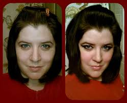 60 s makeup tutorial break out your gogo boots