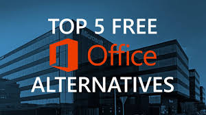 Top 5 Free Microsoft Office Alternatives Youtube