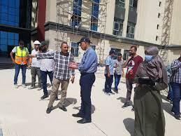 مسئولو «الإسكان» يتفقدون مشروع جامعة المنصورة الجديدة - INVEST-GATE