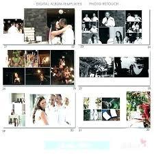 Wedding Album Templates Indesign Free Download Album Simple Templates Picture Large Indesign