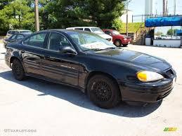 2002 Black Pontiac Grand Am SE Sedan #63671190 | GTCarLot.com ...
