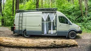 diy campervan conversion 1