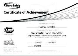 Food Handlers Test Answers Servsafe Exam Answer Sheet Food Servsafe Exam Answer Sheet Free