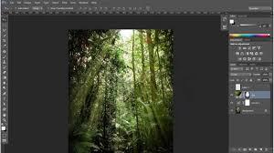 Cara Membuat Efek Lighting Di Photoshop Membuat Efek Ray Of Light Dengan Gradient Di Adobe Photoshop