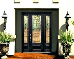 stained glass entry doors glass entry doors home entrance door doors with side panels glass front stained glass entry doors