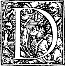 d initial capital letter d from dance of death alphabet 1241x1253 447k jpg