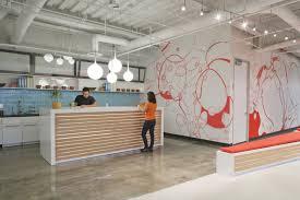 office kitchen. Dreamhost Office Kitchen Area V