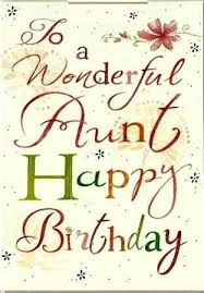 Happy Birthday Wishes For Aunt Page 35