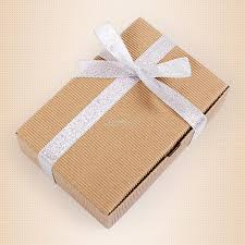 5pcs corrugated plain kraft paper cake box paper gift birthday