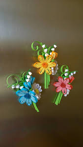 Paper Quilling Flower Bokeh Paper Quilling Flower Decorations Andone Brianstern Co