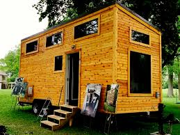 Tiny House Big Living Hgtv  Loversiq - Tiny house on wheels interior
