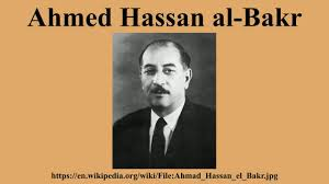 「Ahmed Hassan al-Bakr」の画像検索結果