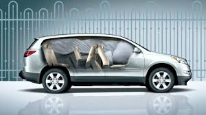 2011 Chevy Traverse Video Test Drive - YouTube