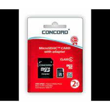CONCORD 2GB 4GB 8GB 16GB 32GB 64GB CLASS 10 HAFIZA KARTI MİCRO SD Fiyatları  ve Özellikleri