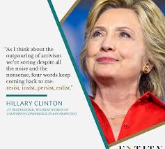 Feminist Quotes Fascinating 48 Hillary Clinton Feminist Quotes To Empower Women In The Workplace