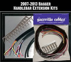 guerilla cables 2008 2013 main touring control wiring harness main wiring harness for cbr929rr guerilla cables 2008 2013 main touring control wiring harness extension 24\