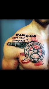 Moral Compass Tattoo тату идеи татуировок для мужчин