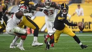 Devlin Hodges Takes Ben Roethlisbergers Place On Steelers