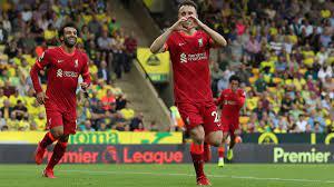 Premier League | Liverpool mit glattem Auftaktsieg gegen Norwich