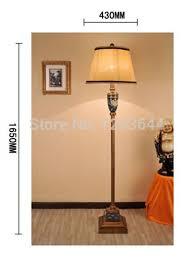 bird floor lamp european style luxury floor lamps bedroom floor standing light fabric living room bird