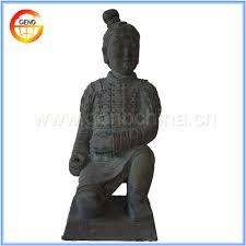 chinese antique terracotta warrior garden statue antique warrior statue chinese warrior statue terracotta warrior garden statue on alibaba com