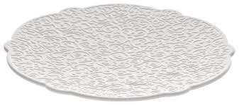 Купить <b>Alessi Блюдце Dressed</b> 18,5 см белый по низкой цене с ...