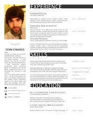 online cv editing