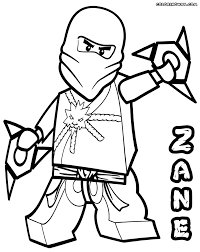 Small Picture Ninjago zane coloring pages Nice Coloring Pages for Kids