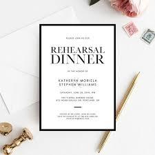 Dinner Invation Minimalist Rehearsal Dinner Invitation Templates Printable Wedding Rehearsal Dinner Invitations Modern Border Rehearsal Dinner Templates