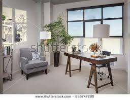 home office room. Interesting Room Modern Home Office Room With Wooden Desk And Chair Inside Home Office Room