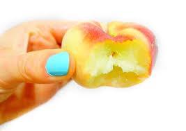 donut peach health benefits