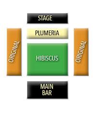 Uh Kennedy Theatre Seating Chart Germaines Luau Oahu Roberts Hawaii