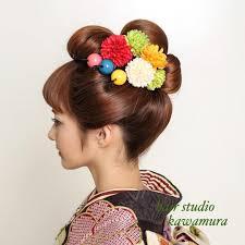 大人の日本髪 成人式 成人式ヘア 日本髪 新日本髪 日本髪風 大人