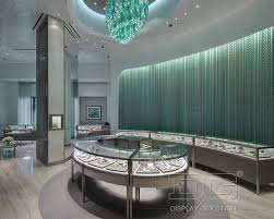 JE40 Jewelry Store Layout Design For Tiffany Co Guangzhou Dinggui Mesmerizing Jewelry Store Interior Design Plans