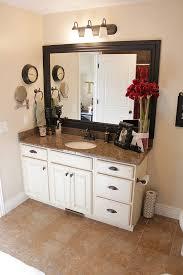 frame bathroom mirror big