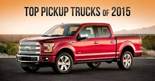 Carsforsale.com's Top Trucks to Watch in 2015