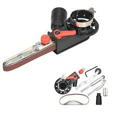 The milwaukee® m18™ packout™ radio + charger is the ultimate jobsite sound system, fully compatible with all packout™ storage system solutions. Amazon Belt Sander Mini Sanding Belt Head Adapter Electric Angle Grinder For 115mm 4 5 125mm 5 Spindle Sander With M14 Thread By Vislone 25 Off