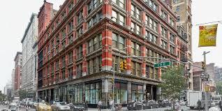 abc home s building on broadway in new york s flatiron neighborhood