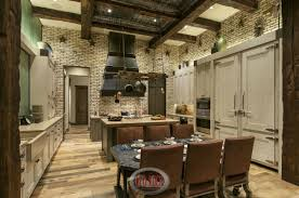 Rustic Kitchen Flooring 31 Custom Jaw Dropping Rustic Interior Design Ideas Photos