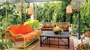 Desert Backyard Designs Unique Patio Ideas And Designs Sunset Magazine