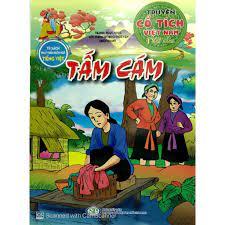 Sách - Truyện Cổ Tích Việt Nam Đặc Sắc - Tấm Cám tốt giá rẻ