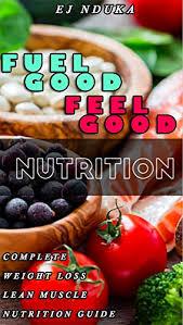 Ej Ndukas Lean Muscle Sports Nutrition Guide Complete