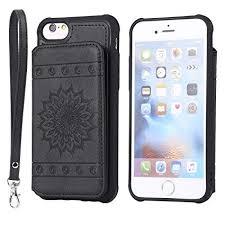 iPhone 6S Case,iPhone 6 Case,DAMONDY <b>Luxury Flower</b> ...