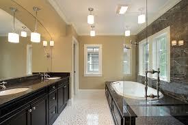 custom bathroom lighting. Plain Custom Full Size Of Bathroom Designs On A Budget With  Tub And Shower Standing  Intended Custom Lighting G