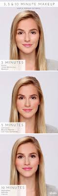 best makeup tutorials for s how to 3 5 10 minute
