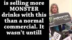 monster energy satanic. Delighful Energy MONSTER Energy Drinks Are The Work Of SATAN Or A Crazy Lady GOD For Monster Satanic E