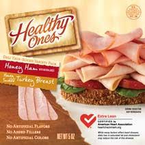 healthy ones baked ham smoked ham